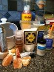 Various Salts