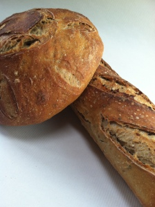 Loaves and Boules No Knead Bread
