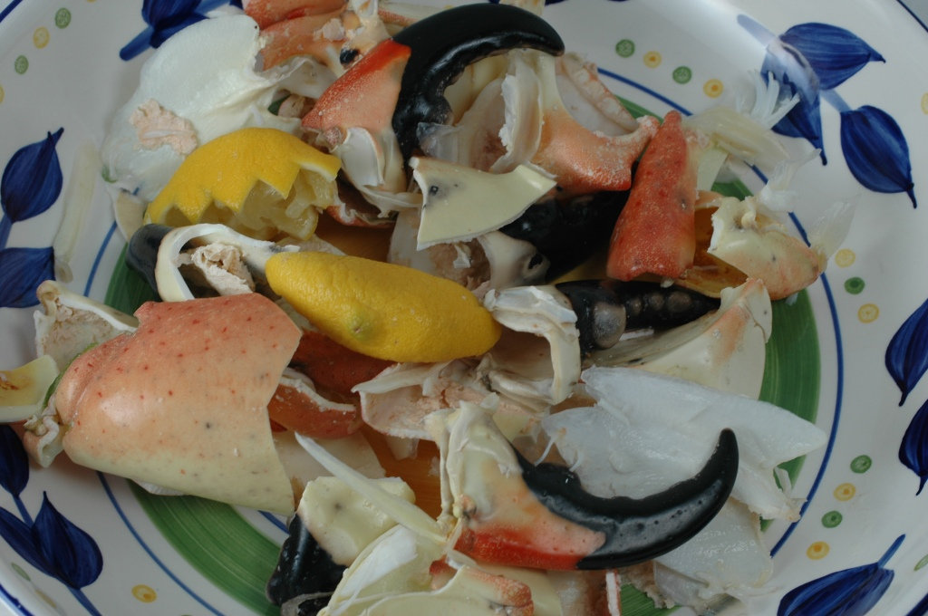 Stone Crab and Mustard Sauce Heaven! | Spoon Feast