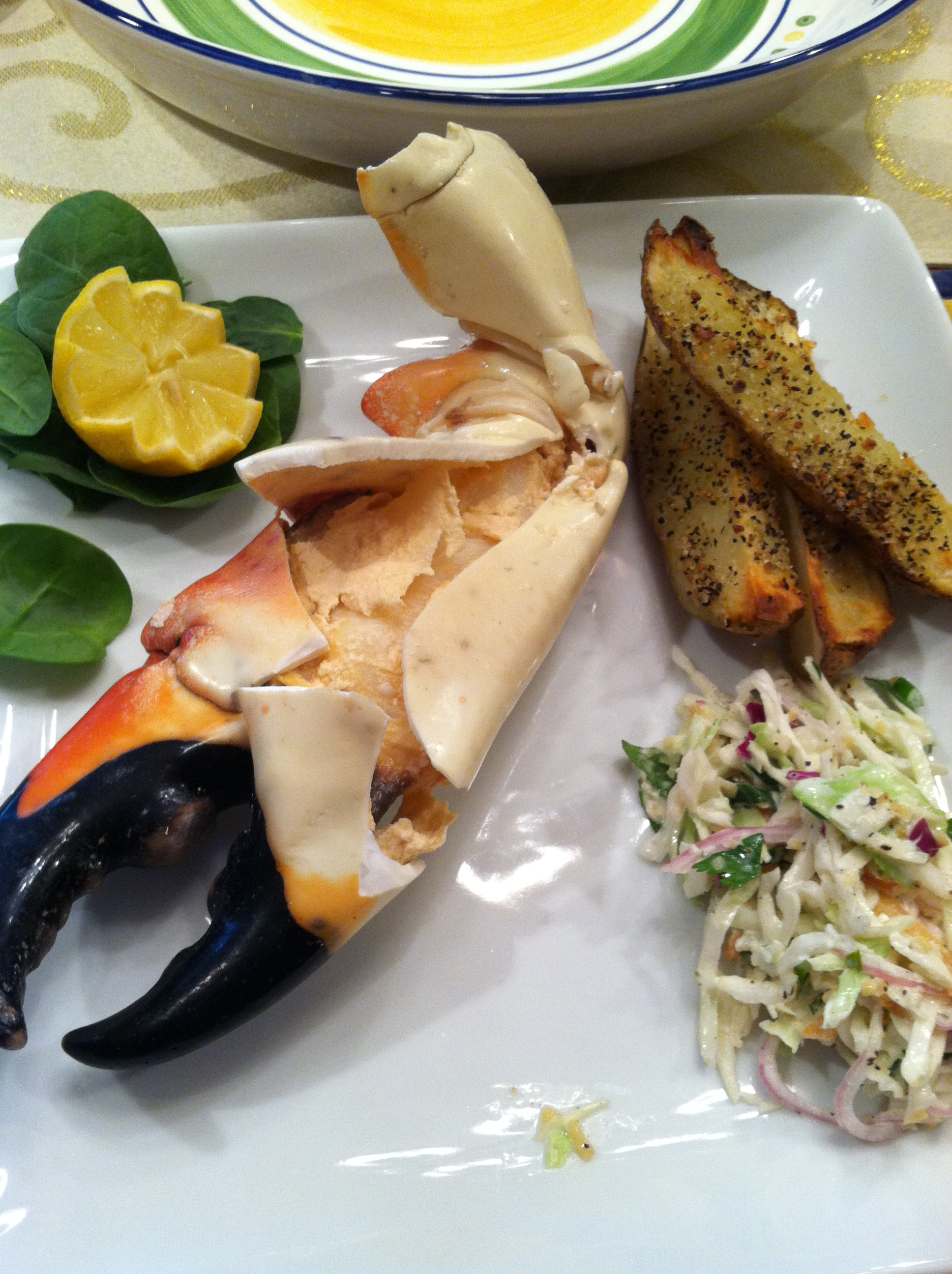 stone crab mustard sauce stone crab claws with mustard joe s stone ...