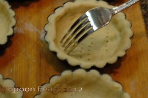 Easy tart and pie crust
