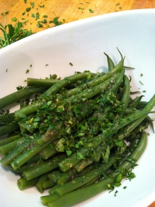 Georgian Style Green Beans