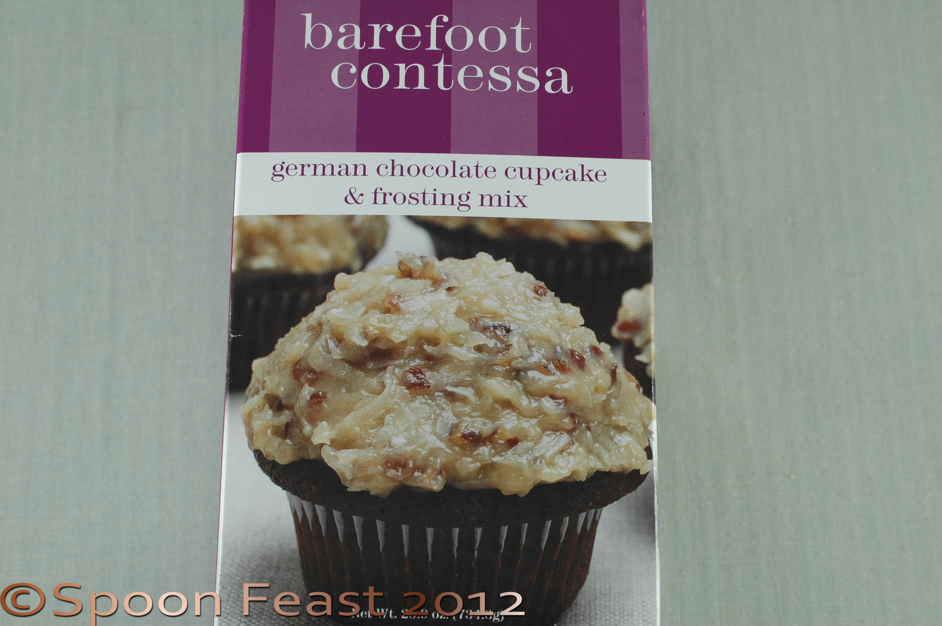 Ina Garten Cupcakes baking from a box | spoon feast