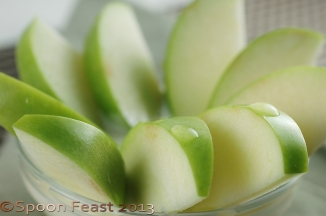 Apple Snack!