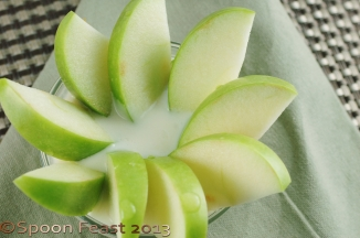 Snack apples
