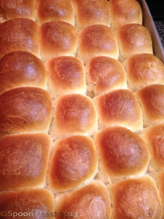 Steak House Yeast Rolls