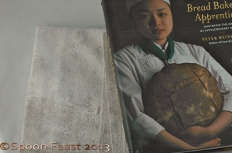 Bread Baker's Apprentice and floured couche
