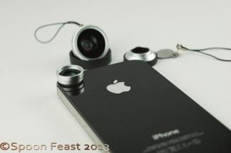 i Phone lenses