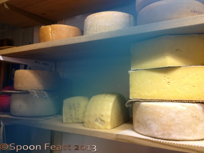 Cheese in the cave