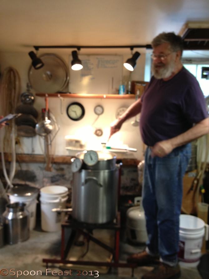 Master Cheese Maker, Jim Wallace