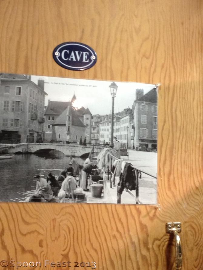 Cave door
