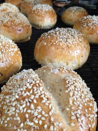 Sandwich rolls
