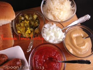 Picmonkey Homemade tomato ketchup