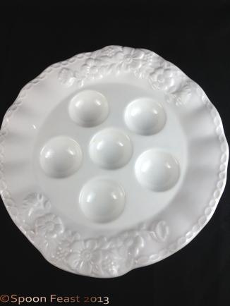 6-egg Egg Plate