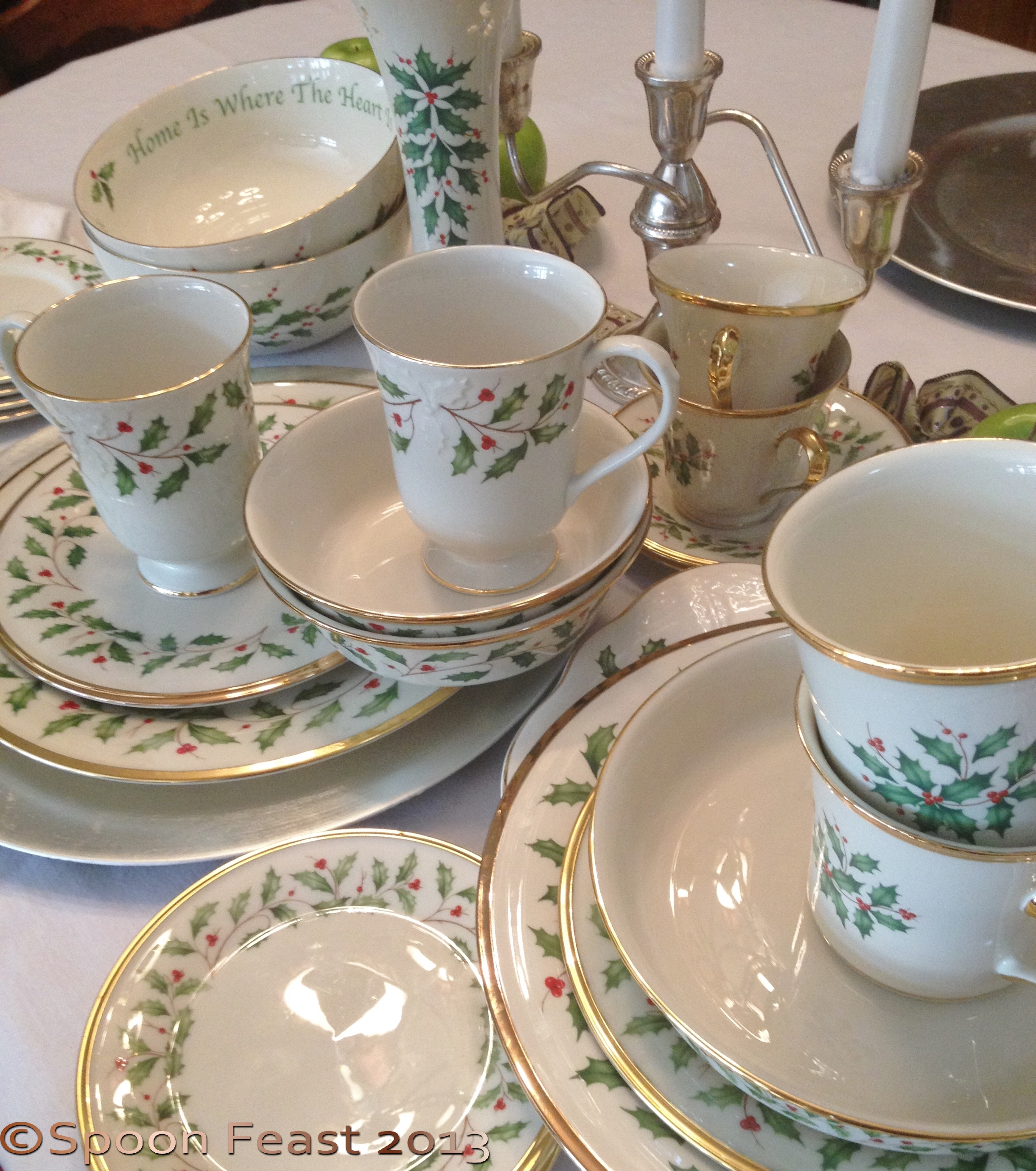Lenox Holiday China & Series: How To Cook A Thanksgiving Meal \u2013 Vegetables and Side Dishes ...