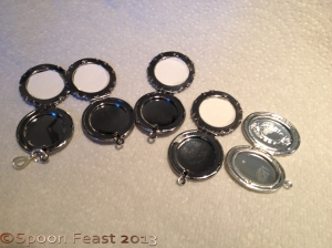 open lockets for fast filling