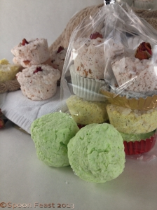 Herbal Bath Fizzies