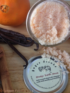 Orange Vanilla Dream Sugar Scrub