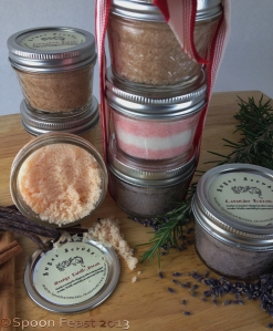 Sugar Scrub Stack