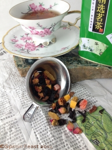 Chinese Fruit Tea