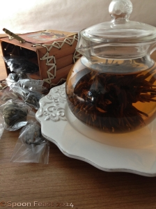 Numi Flowering Tea