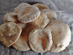 Puffed Pita