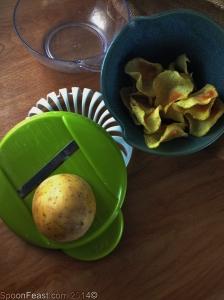 The Potato Chip Contraption