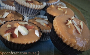 Irresistible Chocolate Almond Peanut Butter Cups