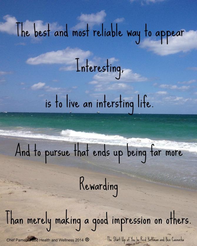 Interesting life 4